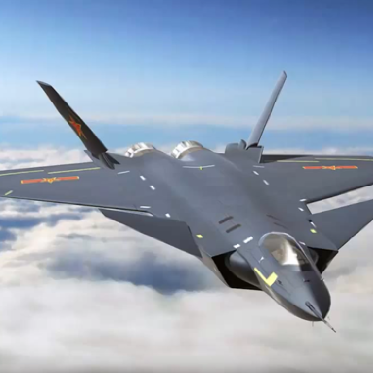 How China's stealthy new J-20 fighter jet compares to the US's F-22