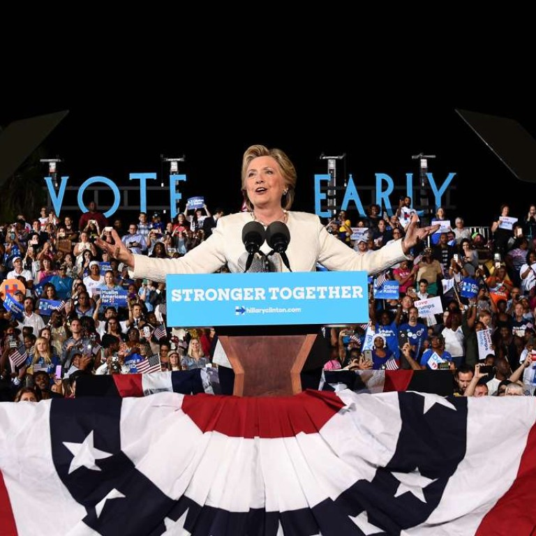 Hillary Clinton in Fort Lauderdale: Weve got to turn out