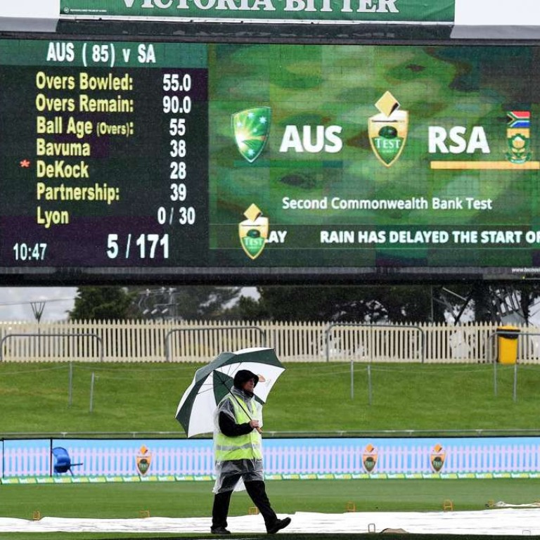 Rain, rain, go away: Australia and South Africa left