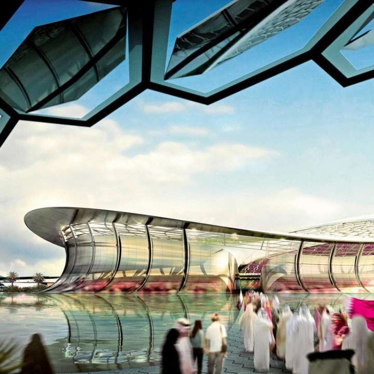 China Joint Venture To Build Qatar World Cup Stadium South China Morning Post