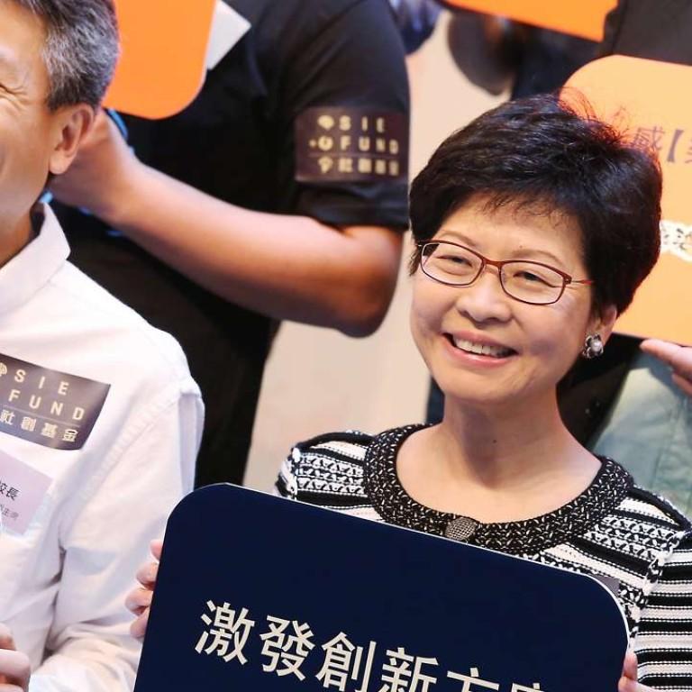 How the creativity of Hong Kong's social entrepreneurs can