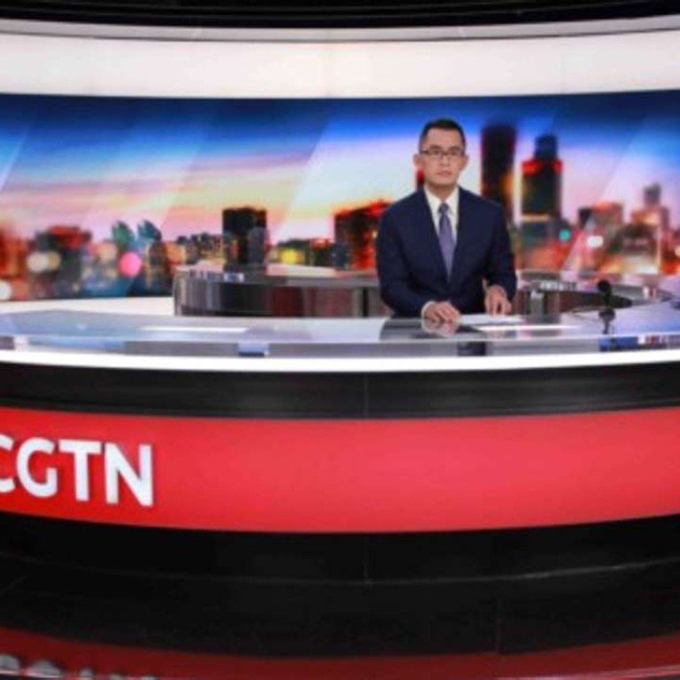 China's state broadcaster CCTV rebrands international networks as ...