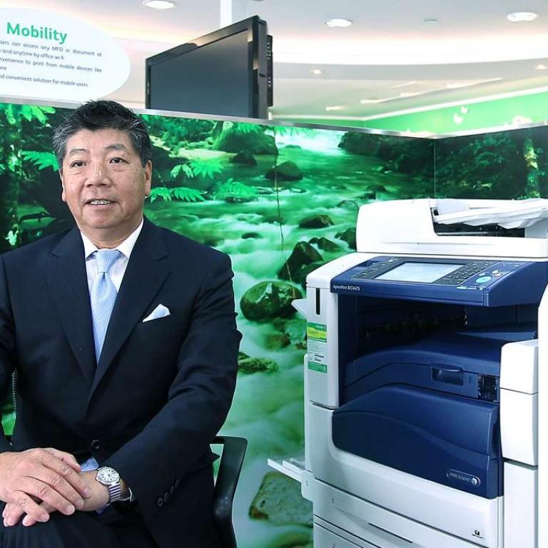 Fuji Xerox eyes cloud, 3D printer expansion initiatives in China