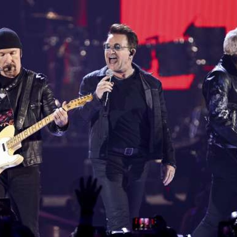 3dd2a501ba0 U2 plans tour to mark 30 years since  Joshua Tree