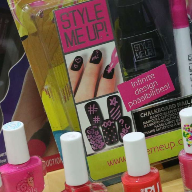 Cancer-causing chemicals found in children's nail polish, Hong