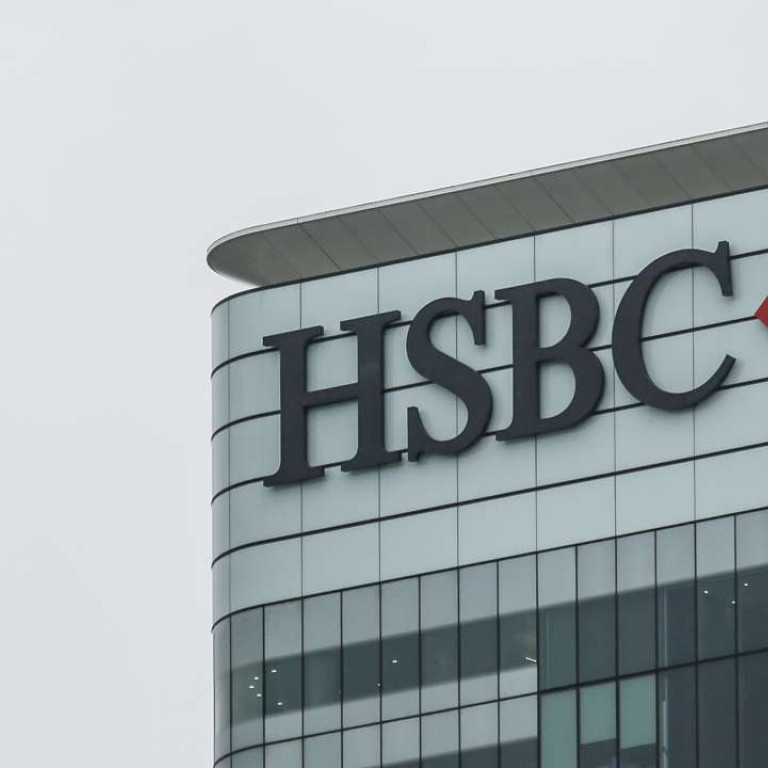 HSBC under probe for money laundering | South China Morning Post
