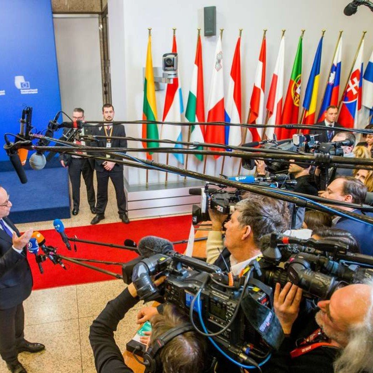 Shuttered: EU ditches summit family photo to appear more