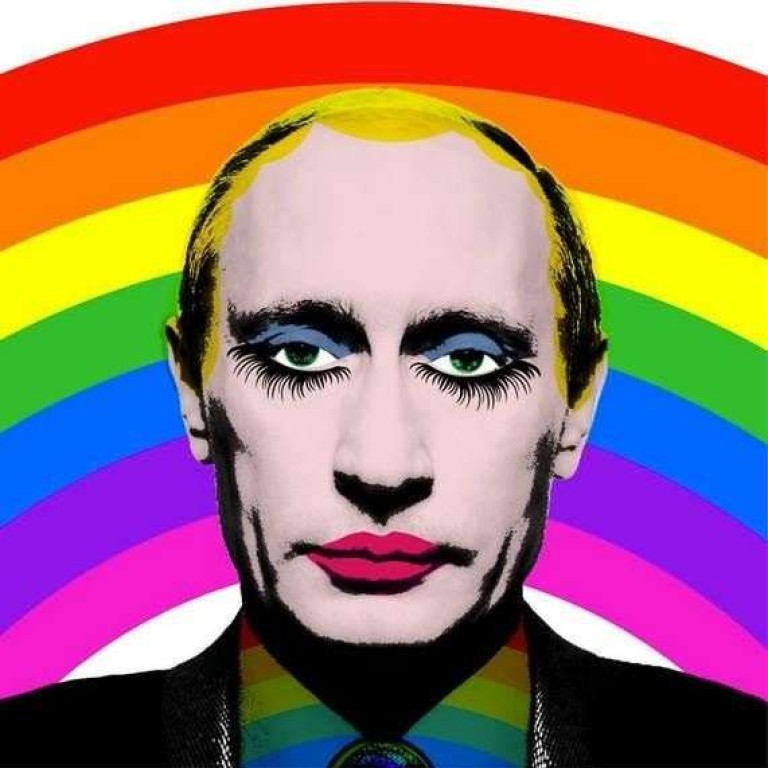 Vladímir putin gay