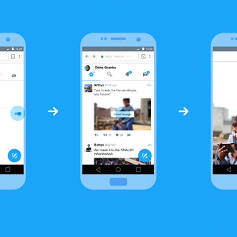 Twitter launches a 'Lite' mobile web version of its app as it hunts