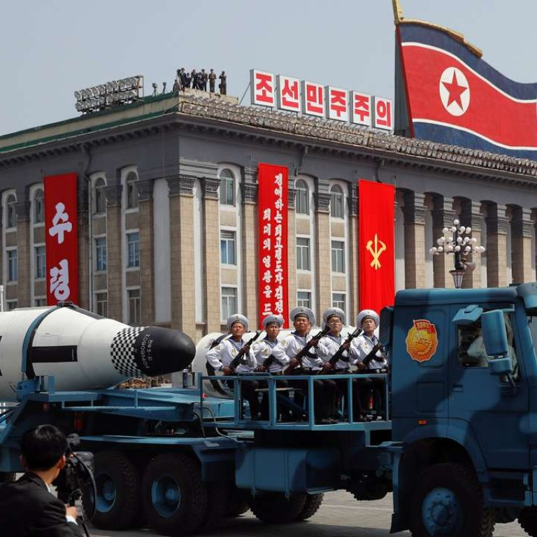Parade In Pyongyang A Step Back From Brink, Say Analysts