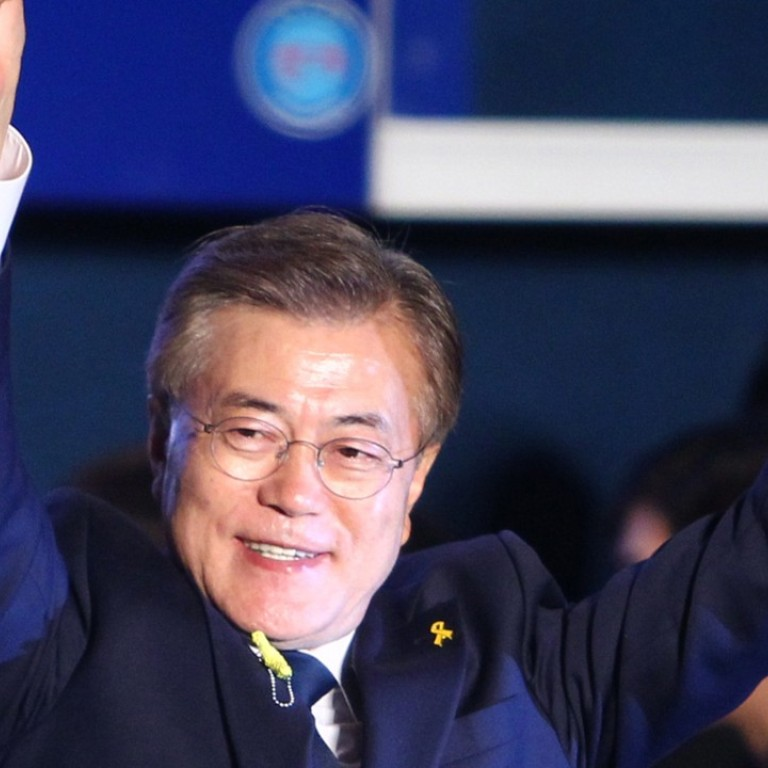 Liberal Moon Jae In Wins South Korea S Presidential Election