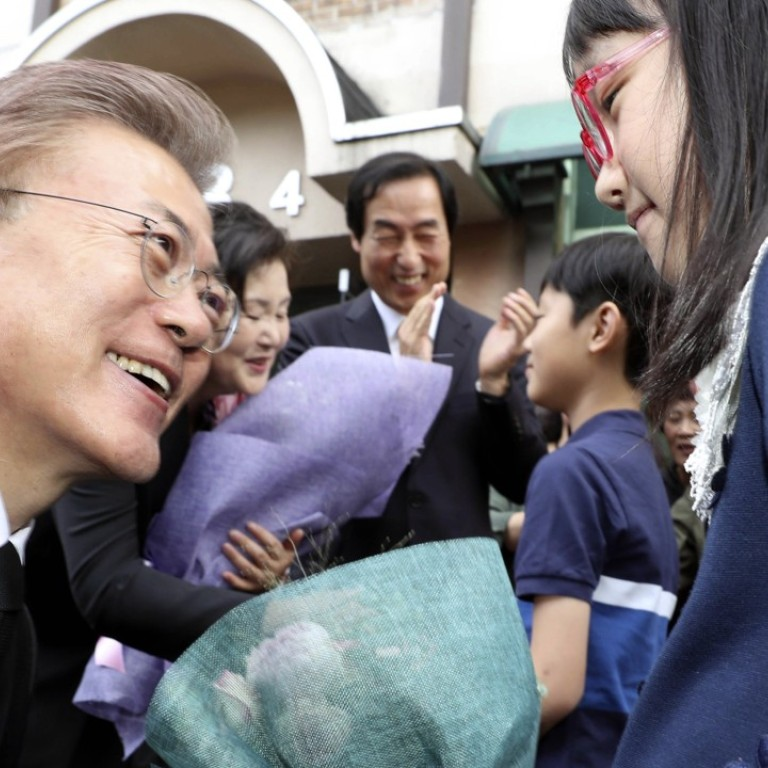 Can South Korea's new president Moon Jae-in find the right