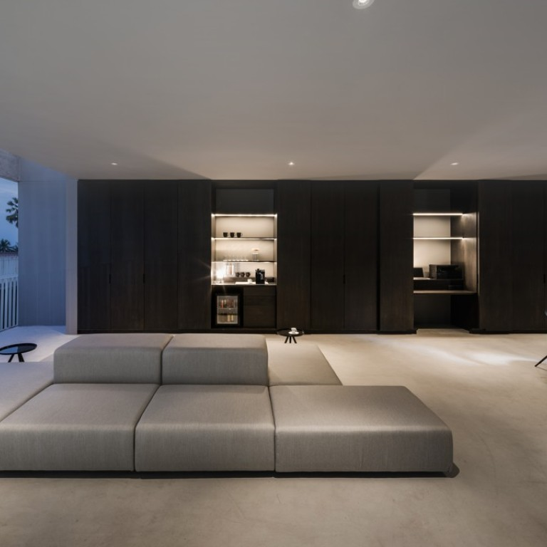 Hotel Bocage, exclusive minimalism in Thailand's hip Hua Hin