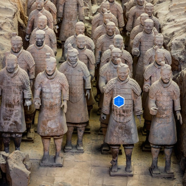 Warriors Year By Year: See China's Famous Terracotta Army From Home On A 360