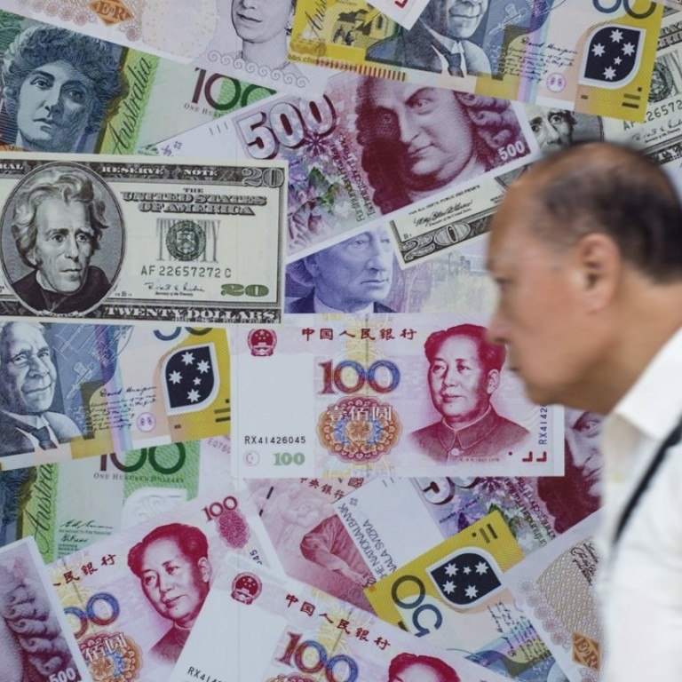 Wild swings in global currencies show volatility is alive