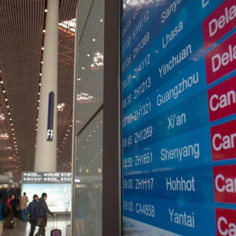 China looks to make skies friendlier for civilian flights