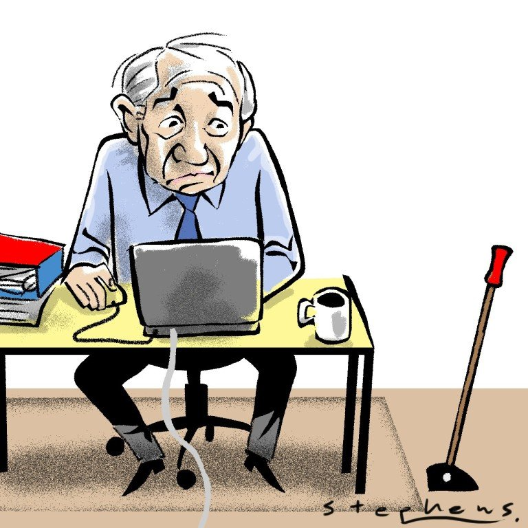 Hong Kong needs to better address age discrimination in the