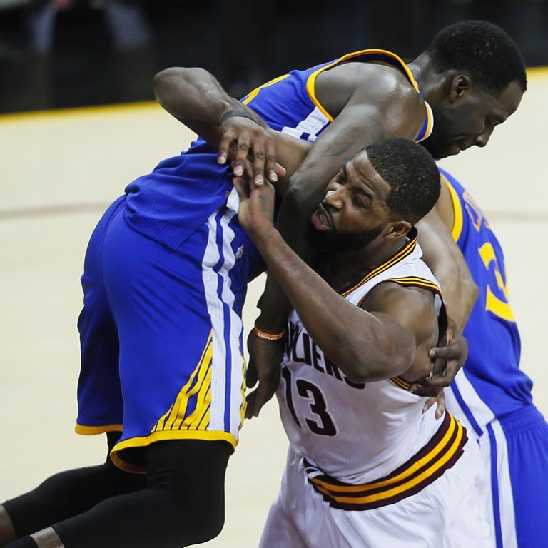 dec78db9b66f9b Draymond Green says Cleveland Cavaliers fans  don t seem to be the  sharpest  amid technical foul fiasco