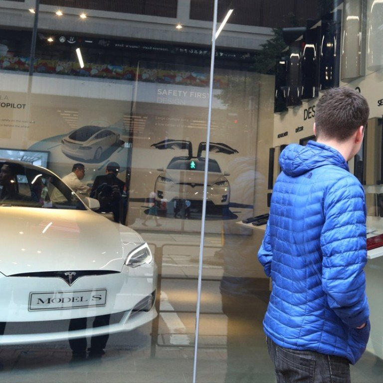 Hong Kong's electric car market comes to emergency stop
