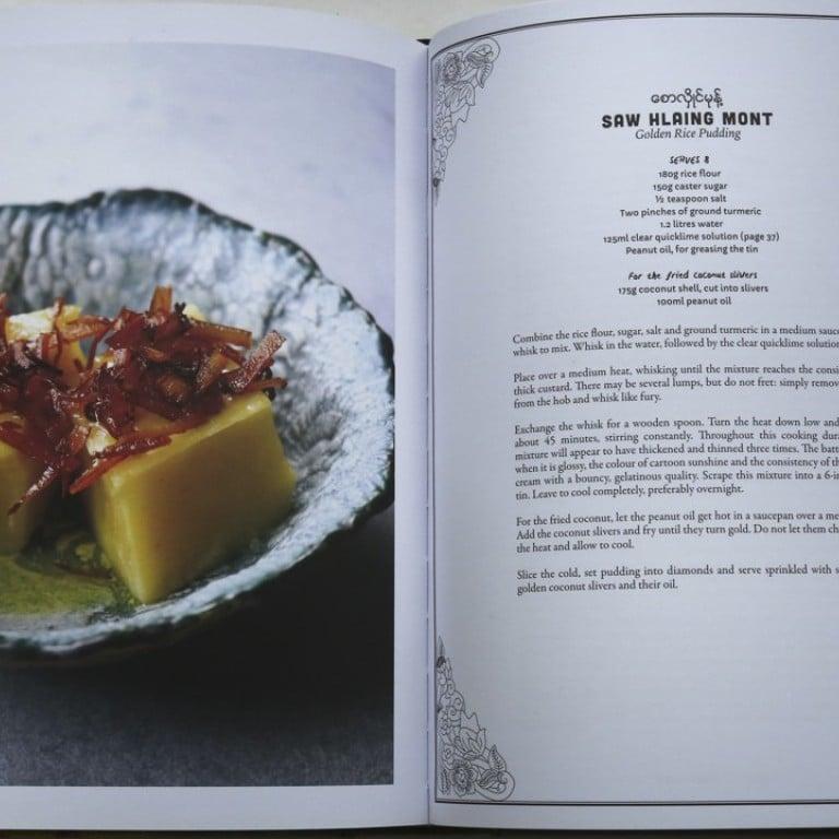 Cookbook: Bryan Koh's 600-page epic on Myanmar's cuisine