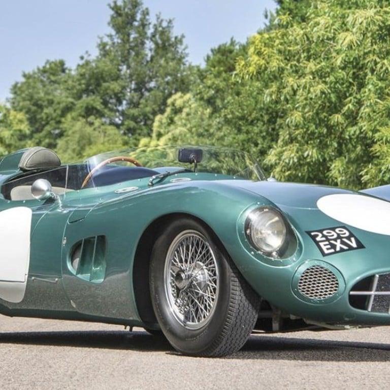 Aston Martin Tops Classic Car Auction List At US$20