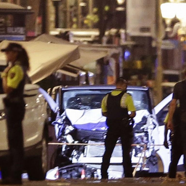 Spanish Police Shoot Dead Suspected Van Driver In Barcelona Terror