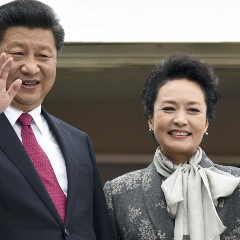 c7dce0760 President Xi Jinping and his wife Peng Liyuan tied the knot in 1987 in  Xiamen