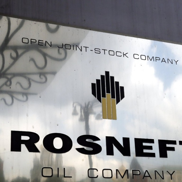 China's CEFC buys 14pc of Russian oil company Rosneft for US