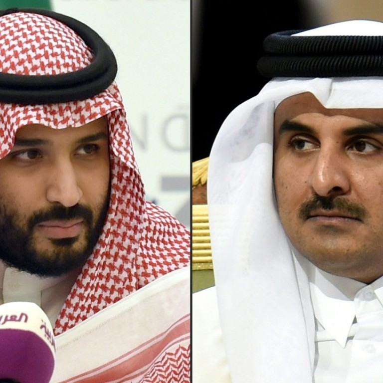 Who said what? Saudi Arabia suspends dialogue with Qatar