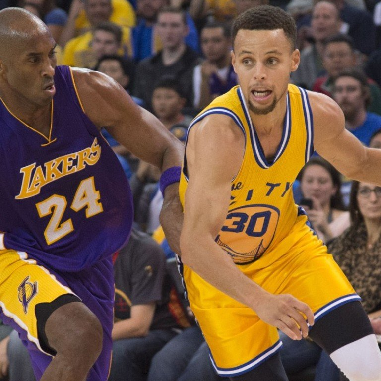 2417ca5ff16 Why Kobe Bryant reigns supreme as most popular NBA player in China – even  though he retired last year – and Warriors are top team