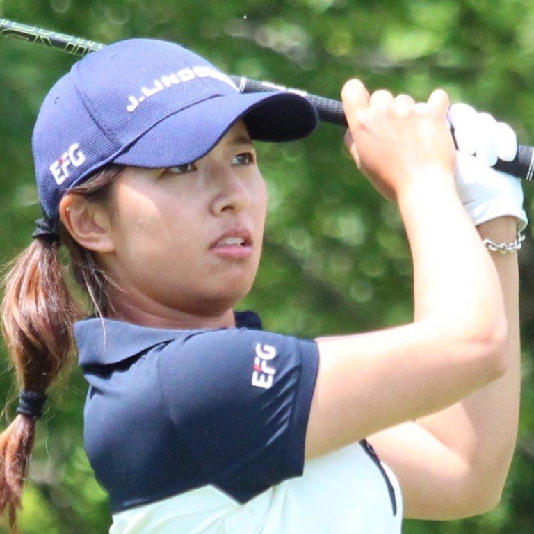 Tiffany Chan has had a solid rookie year on the Symetra Tour. Photo: Symetra Tour