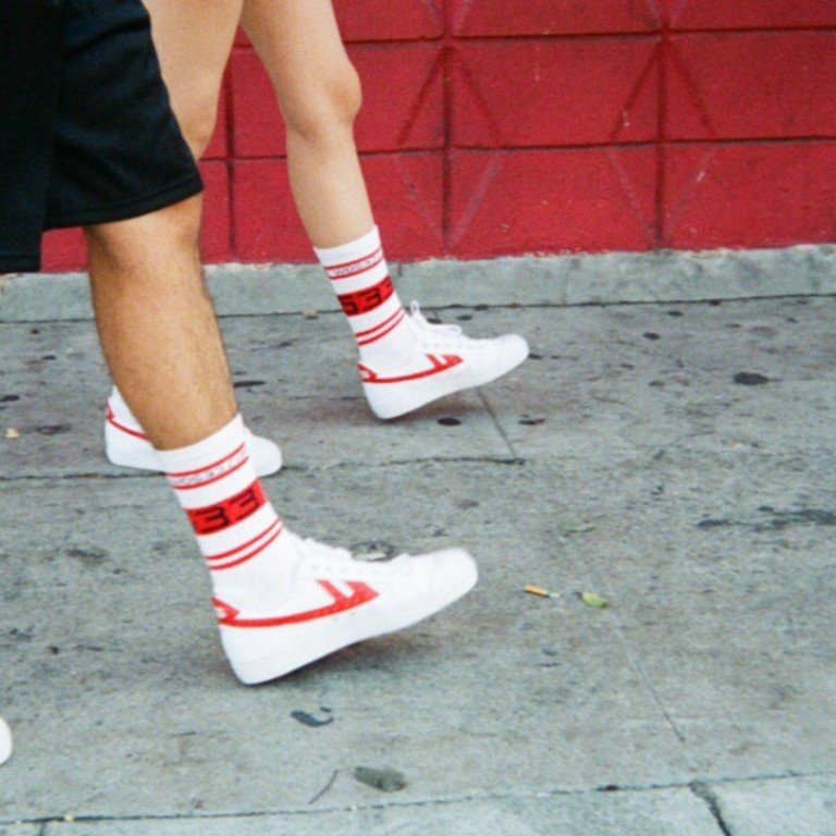 Retro Chinese Warrior sneakers revived