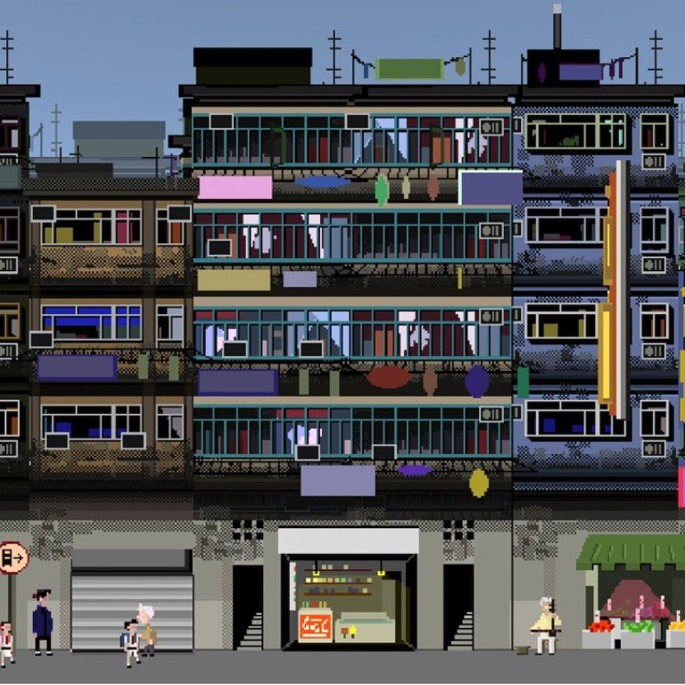 Hong Kong-set immigrant housewife video game is a love letter to