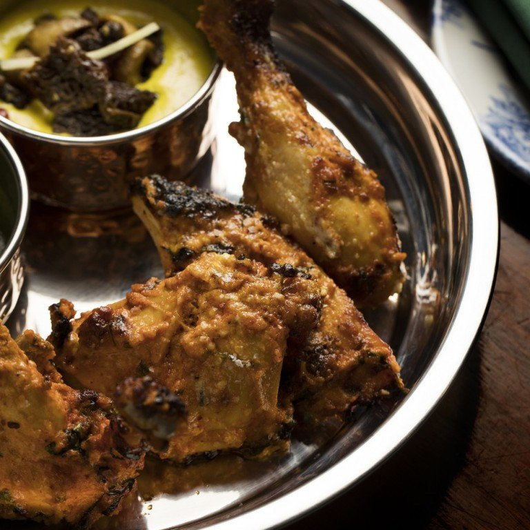 Newly opened New Punjab Club in Central – Indian food