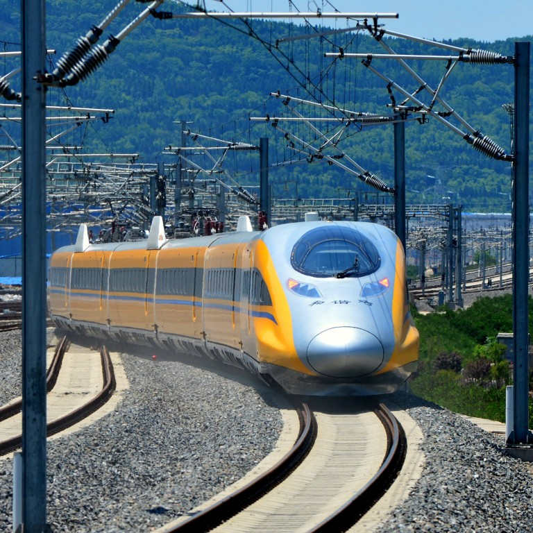 Challenges ahead for China's high-speed rail plans | South