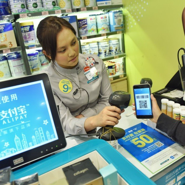 Hong Kong's hawkers and fishmongers to spearhead city's cashless