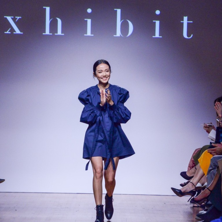 Macau Born Social Media Influencer Turned Designer Yoyo Cao At Singapore Fashion Week South China Morning Post