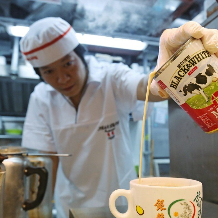 How Hong Kong Style Milk Tea Became