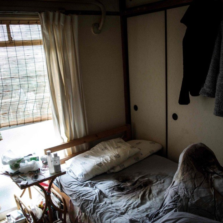Thousands of people are dying home alone in Japan, rotting