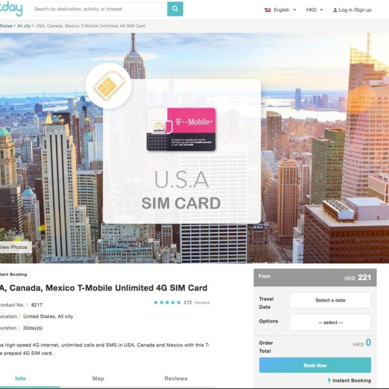Five of the best travel SIM card deals for Hongkongers, plus