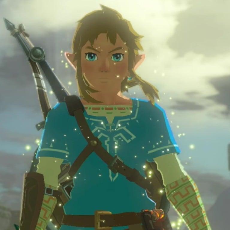 2017's game of the year is Nintendo's The Legend of Zelda