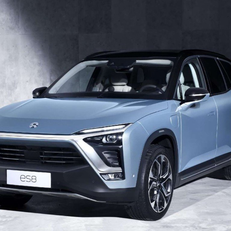 This Is China's Answer To The Tesla Model X