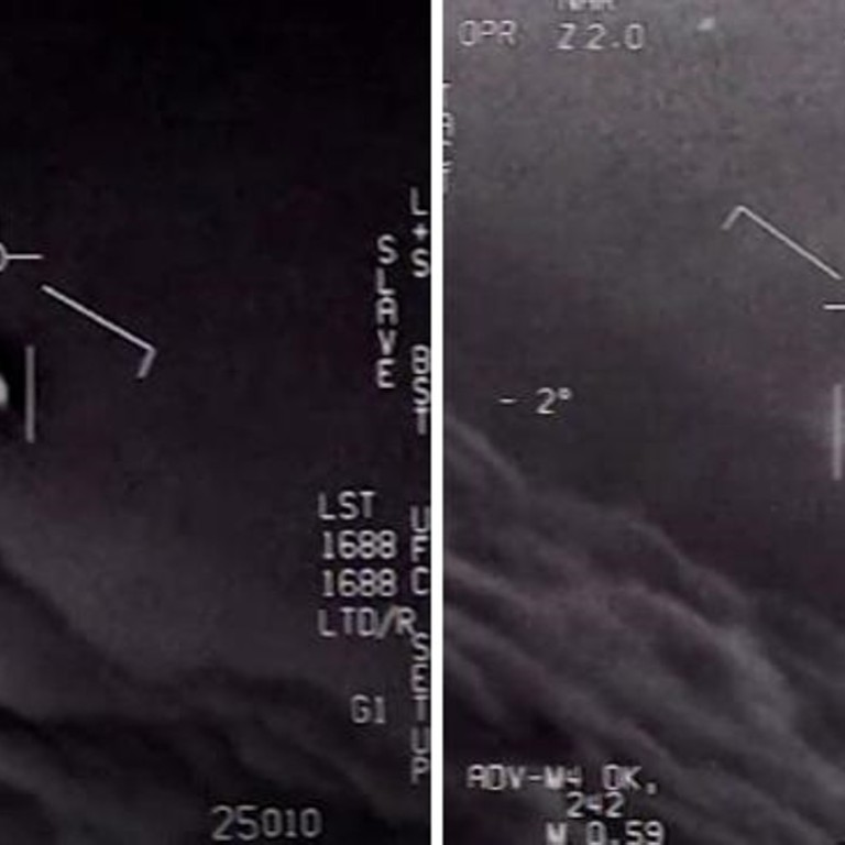 The US government admits it studies UFOs  So about those