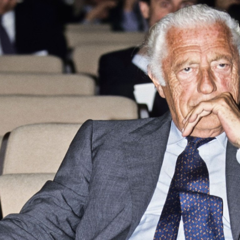 Five men's fashion tips from Gianni Agnelli - the ...
