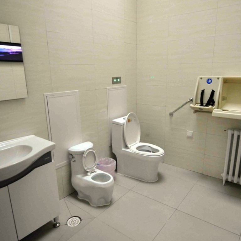 Toilet Chiefs In Luxury Loos Out As