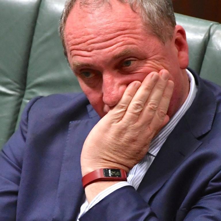 Australian deputy PM Barnaby Joyce facing pressure from ...