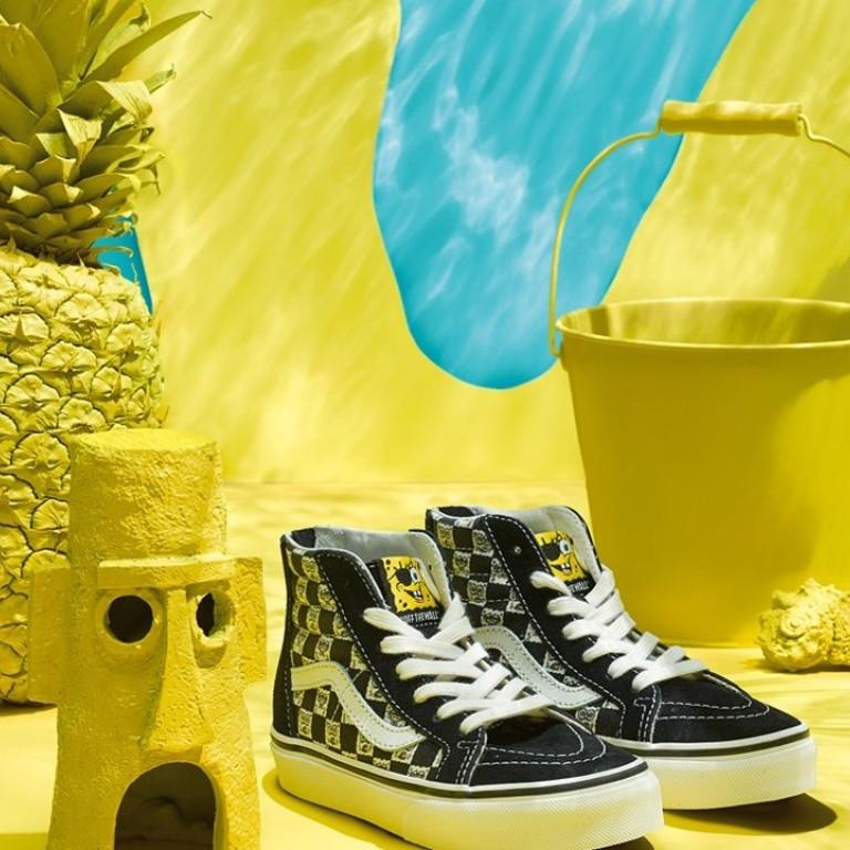 spongebob light up shoes