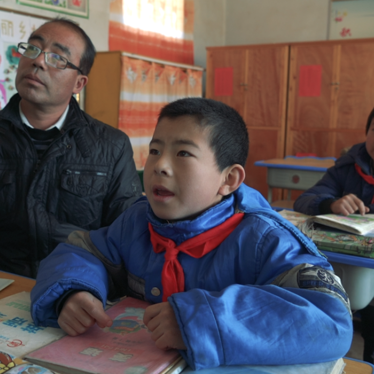This Remote Chinese School Has Just Three Students But With