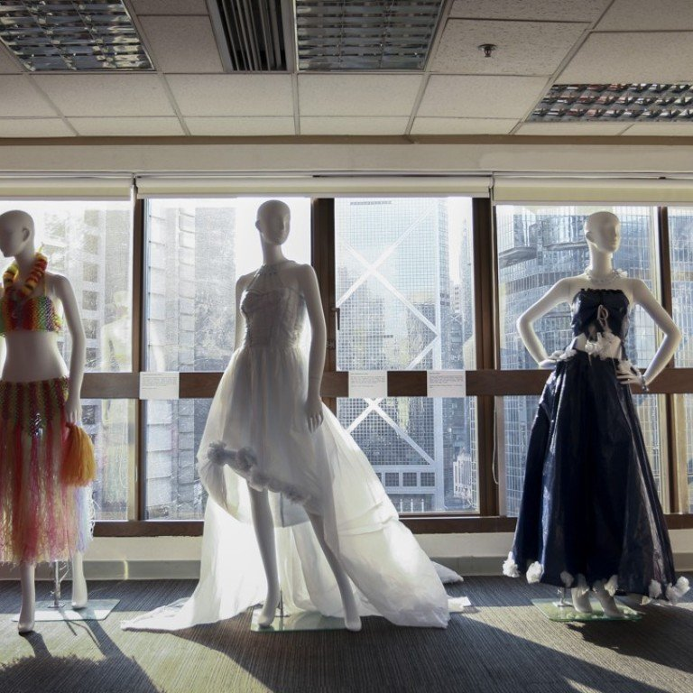 Hong Kong Domestic Helper S Upcycled Fashion Collection Combines Empowerment And Empathy South China Morning Post