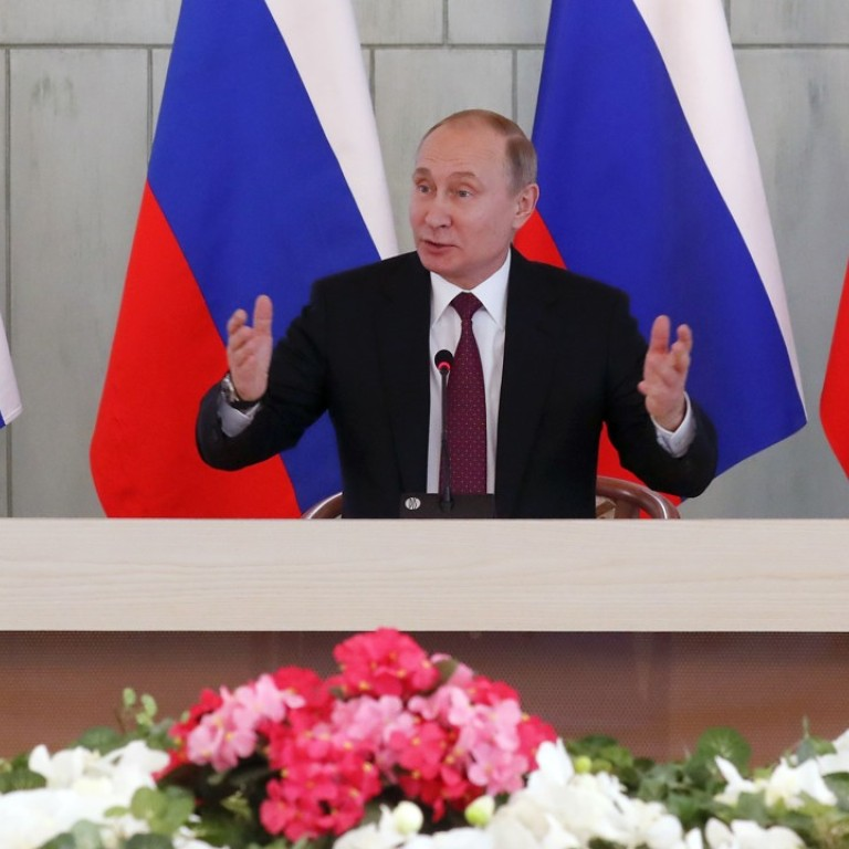 Three Ways Putin Could Stay In Power After 2024 Following His Re Election As Russian President South China Morning Post